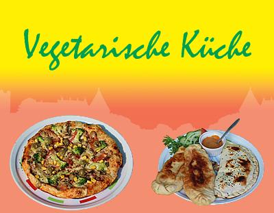 Vegetarische Gerichte - Sevila Pizzeria in Bad Bentheim